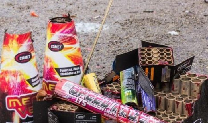 Why fireworks are harmful to your health