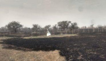 ¿Milagro? un altar sobrevivió intacto a un incendio en Santa Fe
