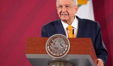 AMLO resalta que la pandemia por covid-19 está cediendo en México