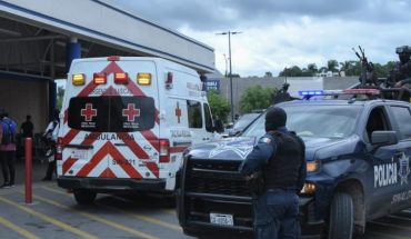 Agreden de un balazo en la pierna a empleado tras supuesto asalto en Culiacán