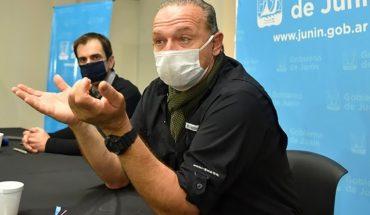 Aislaron a Sergio Berni: uno de sus colaboradores dio positivo de coronavirus
