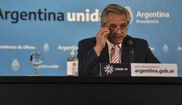 """Alberto Fernández: """"No quiero seguir dándole pie a los que profesan el odio"""""""