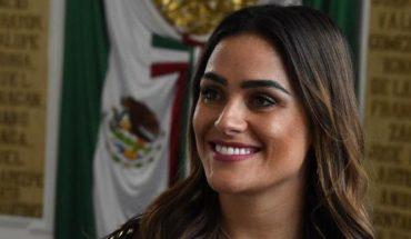 Alessandra Rojo diputada de CDMX denunció la difusión de sus fotos íntimas en plataformas de mensajería