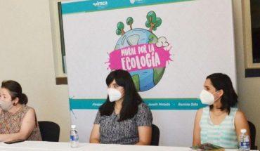 Artistas plásticos crearán Mural por la Ecología en Teatro Ingenio de Los Mochis