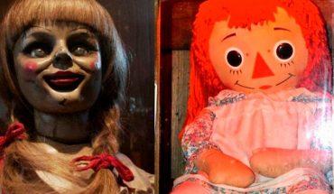 """Aseguran en las redes sociales que la muñeca Annabelle """"escapó"""""""