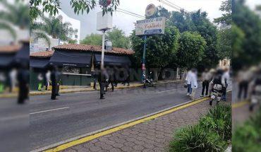 Balean a automovilista tras asalto a metros del hospital Star Médica de Morelia