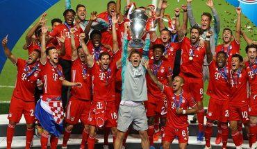 Bayern Múnich ganó la Champions tras vencer en un cerrado pero intenso partido al PSG