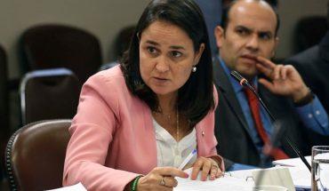 """Bown aborda dichos sobre jueza Donoso: """"Respeto la separación de poderes del Estado"""""""