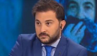 Brancatelli desmintió rápidamente la noticia que inventaron sobre su muerte