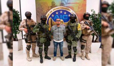 Capturan a 'El Marro', líder del cártel de Santa Rosa de Lima