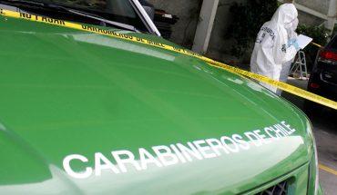 Carabineros investiga un doble homicidio y suicidio en Santiago