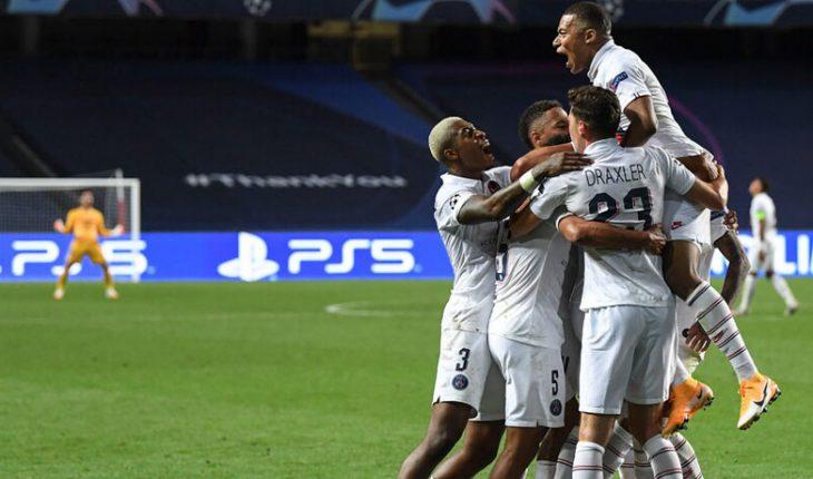 Champions: PSG lo dio vuelta en los descuentos ante Atalanta y avanzó a semifinales
