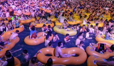 China: donde nació la pandemia celebran fiesta sin protección ni distanciamiento