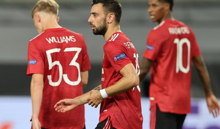 Con Sergio Romero, Manchester United eliminó a Copenhague de la Europa League