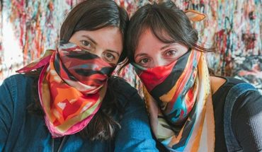 Conocé a las argentinas que exponen su arte con tela en Londres
