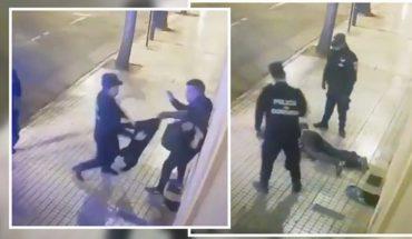 Córboba: un policía noqueó a un joven que no se resistió a un control