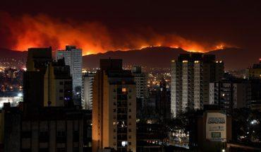 Córdoba en llamas: las tristes e impactantes imágenes de los incendios