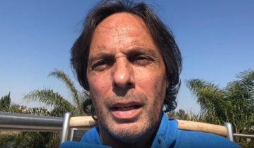 Coronavirus: a casi una semana de dar positivo, internaron a Gustavo López