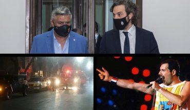 Coronavirus en Argentina: hay 33 nuevos muertos; Un muerto en el incendio de un hotel que hospedaba repatriados; ¿Es momento para que vuelva al fútbol?; Asesinan de tres tiros a un hombre en Avellaneda y detienen a su esposa y más…