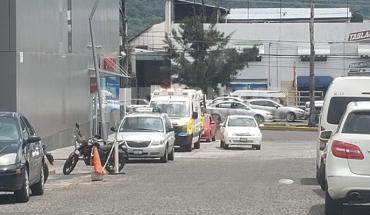 Delincuentes balean a cuentahabiente tras asaltarlo al oriente de Morelia