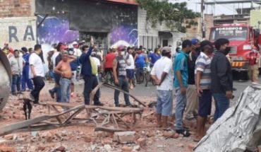 Dos fallecidos y nueve heridos por explosión en una fábrica en Ecuador
