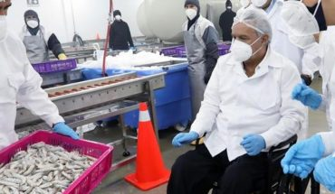 Ecuador no tiene notificación de China sobre nuevo caso de camarón con COVID-19