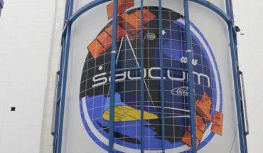 El SAOCOM 1B, listo para ser lanzado