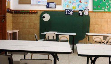 El gobierno porteño analiza el regreso a clases para el 7 de septiembre