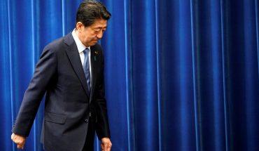 El primer ministro de Japón, Shinzo Abe, renuncia por problemas de salud