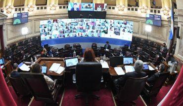 El proyecto de reforma judicial obtuvo dictamen positivo en el Senado