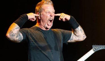 El thrash metal está de festejo: James Hetfield cumple 57 años