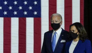 Elecciones en EE.UU: lo que dejó el primer acto de la fórmula Biden - Harris