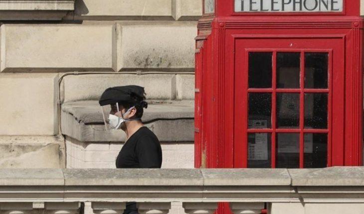 En el Reino Unido se perdieron 730.000 puestos de trabajo por la pandemia