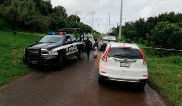 Encuentran un cuerpo desmembrado y embolsado en Uruapan, Michoacán