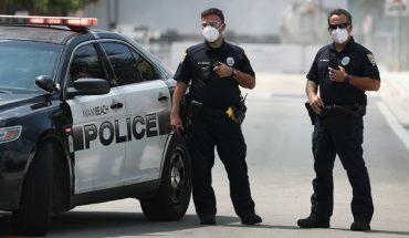 Esposa de policía falleció asfixiada en el asiento de atrás de la patrulla