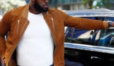 Estrella de la NBA LeBron James, la potente carta electoral en EE.UU.
