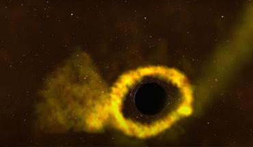 Estrella es destruida por agujero negro; NASA registró el momento (Video)