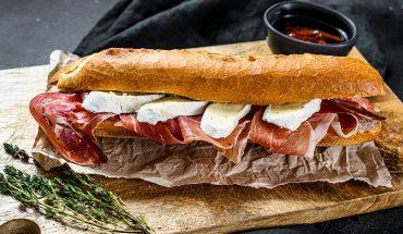 "Expertos entregan sugerencias de ""sándwiches imperdibles"" para disfrutar con jamón serrano"