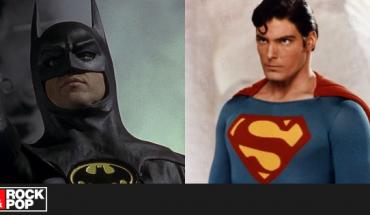 """Fan reunió a Keaton y Reeve en tráiler de la """"Liga de la Justicia"""""""