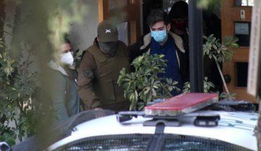 Fiscalía reveló que Hernán Calderón Jr. esperaba ser formalizado en clínica psiquiátrica y no en el Centro de Justicia y anunció que pedirá intervención del SML