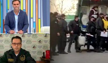 """Funcionarios penitenciarios por """"Nano"""" Calderón: """"Puede ser derivado a un módulo de mediana peligrosidad"""""""