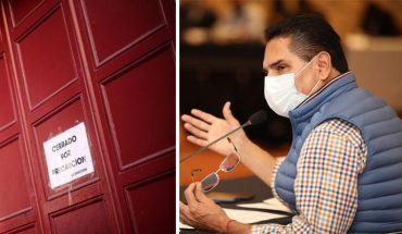 Gobernador propone cerrar negocios de jueves a domingo en Morelia, Uruapan y Zamora