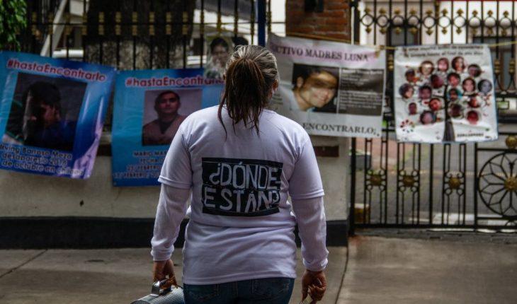 Guanajuato no ha retirado los cargos contra familiares de desaparecidos
