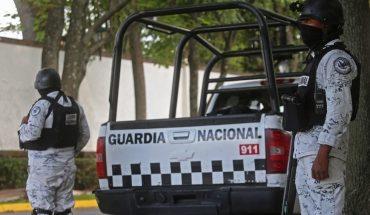Guardia no ha reclutado a civiles, solo a militares sin evaluación policial
