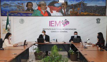 Ignacio Hurtado y Carol Arellano toman protesta como nuevos consejero presidente y consejera electoral del IEM
