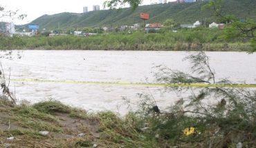 Impactan al Río aguas negras en San Pedro, Nuevo León