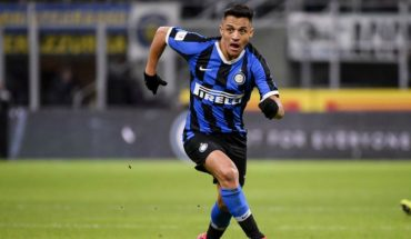 Inter destaca a Alexis Sánchez como el máximo asistidor en temporada 2019-2020