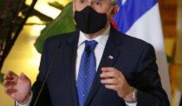 Iván Moreira dijo estar disponible para una eventual candidatura presidencial