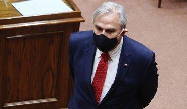 Iván Moreira interpela a Piñera para que transparente su opción respecto al Plebiscito