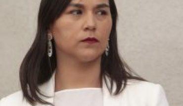 """Izkia Siches por plebiscito de octubre: """"Nada nos asegura que vamos a estar en un mejor momento epidemiológico"""""""